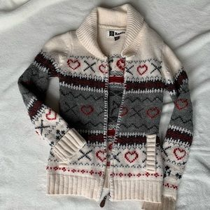 XS Roots wool sweater